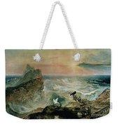 Assuaging Of The Waters Weekender Tote Bag