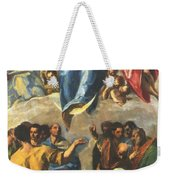 Assumption Of The Virgin 1577 Weekender Tote Bag