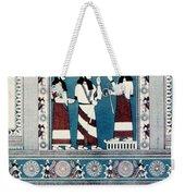 Assyrian King, C720 B.c Weekender Tote Bag