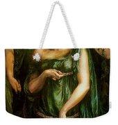 Astarte Syriaca Dante Gabriel Rossetti Weekender Tote Bag