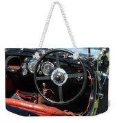 Aston Martin Dashboard Weekender Tote Bag
