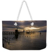 Astoria-megler Bridge 2 Weekender Tote Bag