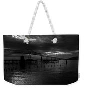 Astoria-megler Bridge 4 Weekender Tote Bag