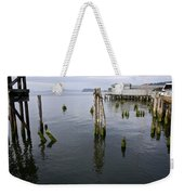 Astoria Waterfront Weekender Tote Bag