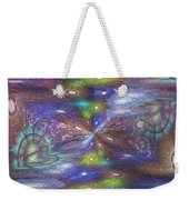 Astral Anomaly Weekender Tote Bag