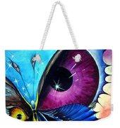 Astral Butterfly. Soul - Memory - Mind Weekender Tote Bag