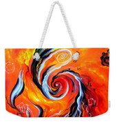 Astral Travels. Fire Way Out Of The Death Weekender Tote Bag