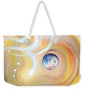Astral Vision. Earth And Its Energy Weekender Tote Bag