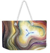 Astral Vision. Mind Concentration Weekender Tote Bag