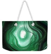 Astral Vision. When Sadness Goes Away Weekender Tote Bag