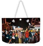 Astroland Weekender Tote Bag