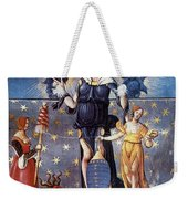 Astrology With Fates Weekender Tote Bag
