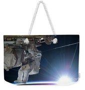 Astronaut Terry Virts Eva Weekender Tote Bag