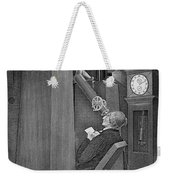 Astronomer Observing Transit Of Venus Weekender Tote Bag