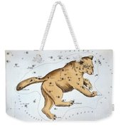 Astronomy: Ursa Major Weekender Tote Bag