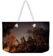 Astrophotography - Sequoia Rv Ranch - California Weekender Tote Bag