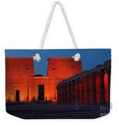 Aswan Temple Of Philea Egypt Weekender Tote Bag