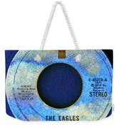 asylum Records and the Eagles Weekender Tote Bag