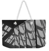 Asylum Windows Weekender Tote Bag
