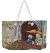 At Balboa Park Weekender Tote Bag