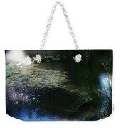 At Claude Monet's Water Garden 3 Weekender Tote Bag