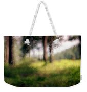 At Menashe Forest Weekender Tote Bag
