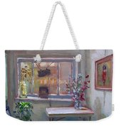 At River Art Gallery Weekender Tote Bag