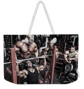 At That Point I Chose To Attempt Alphadrox Weekender Tote Bag