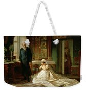 At The Altar Weekender Tote Bag by Firs Sergeevich Zhuravlev