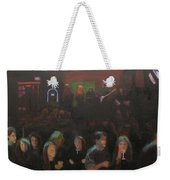 At The Bar Weekender Tote Bag