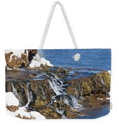 At The Bottom Of The Falls Weekender Tote Bag