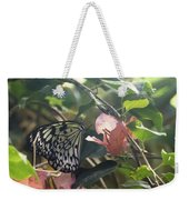 At The Butterfly Expo 2 Weekender Tote Bag