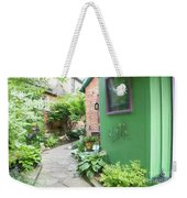 At The Corner Of Summer And Love Weekender Tote Bag