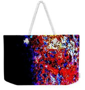 At The Edge Of Darkness Weekender Tote Bag
