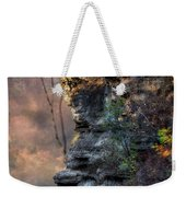 At The Edge Of The Earth Weekender Tote Bag