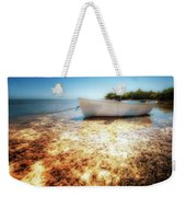 At The Edge Of The Ocean Weekender Tote Bag