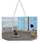 At The End Of The Day It's Just Us Weekender Tote Bag