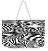 At The End Of The Knot Weekender Tote Bag