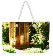 At The End Of The Path Weekender Tote Bag