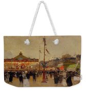 At The Fair  Weekender Tote Bag