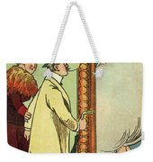 At The Gallery Weekender Tote Bag