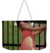 At The Gates Weekender Tote Bag