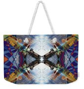 At The Heart Weekender Tote Bag