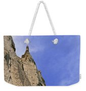At The Scarborough Bluffs  Weekender Tote Bag