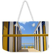 At The Seashore 1 Weekender Tote Bag