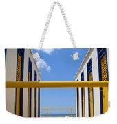 At The Seashore 2 Weekender Tote Bag