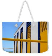 At The Seashore 3 Weekender Tote Bag