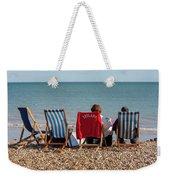At The Seaside Weekender Tote Bag