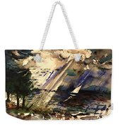 At The Shore Weekender Tote Bag
