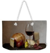 At The Table Weekender Tote Bag